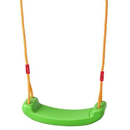 Woody Plastikowe siedzisko huśtawkowe, zielone