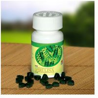 Tabletka Spirulina(2)