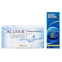 Johnson & johnson Acuvue oasys hydraclear 6szt. plus zero seven 500ml