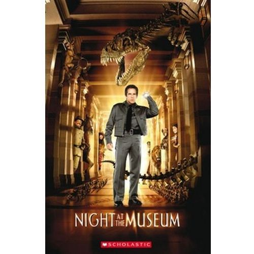Night At The Museum - Book + Cd (2008)