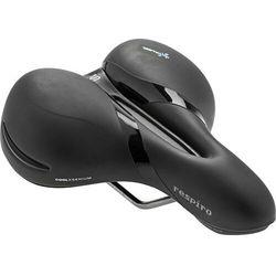 Selle royal Siodełko rowerowe selleroyal respiro soft relaxed 90st żel + elastomery czarny