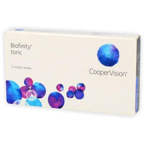 Biofinity Toric 3 szt