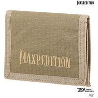 Portfel Maxpedition AGR Tri Fold Wallet Tan TFWTAN