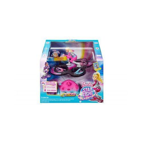Lalka Barbie Sterowana Latająca DLV45 Mattel