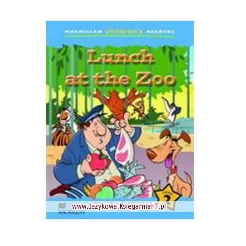Lunch at the Zoo Macmillan Children's Readers 2, oprawa miękka