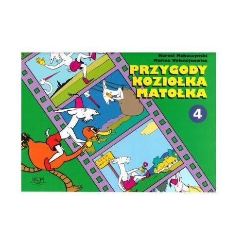 Przygody koziołka matołka cz.4 w.2021 (24 str.)