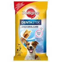 Pedigree dentastix małe psy przysmak dentystyczny 56 szt. - 8x110g