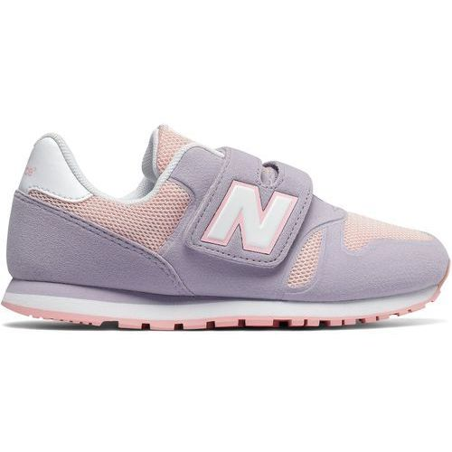 Buty New Balance KA373P1Y, kolor różowy
