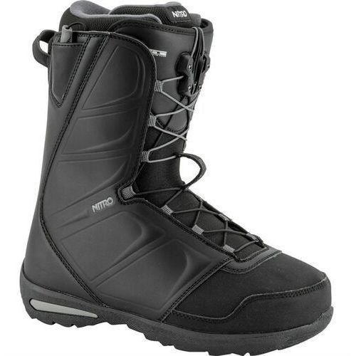 Buty - vagabond tls black (003) rozmiar: 275 marki Nitro