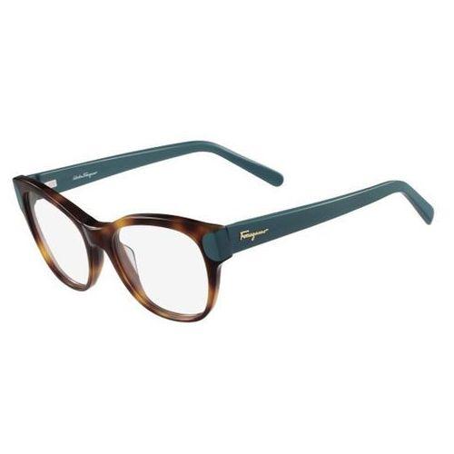 Okulary Korekcyjne Salvatore Ferragamo SF 2756 244