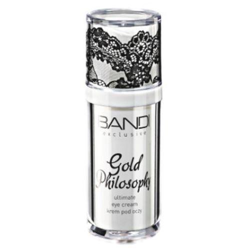 Bandi GOLD PHILOSOPHY ULTIMATE EYE CREAM Krem pod oczy (AX05)