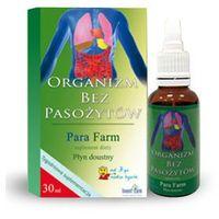 Para Farm 30 ml. - na pasożyty, układ pokarmowy