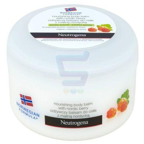 Neutrogena nordicberry odżywczy balsam do ciała do skóry suchej (nourishing body balm) 200 ml