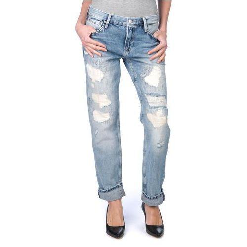 Jeansy damskie betsie 26/30 niebieski, Pepe jeans