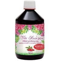 Vita Rosa 500 ml Eliksir Probiotyczny 20 ziół 7 Szczepów Bakterii