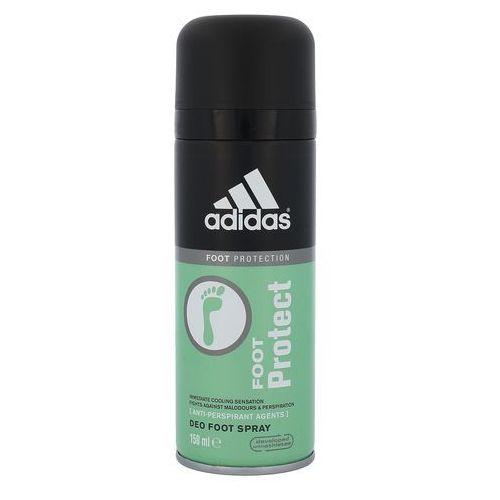 Adidas foot protect spray do stóp 150 ml dla mężczyzn - Świetny upust