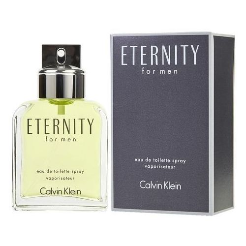Calvin klein eternity for men 200ml woda toaletowa [m] - Promocja
