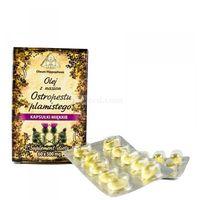 Kapsułki Olej z Nasion Ostropestu Plamistego, Suplement Diety, 60 kapsułek 500 mg