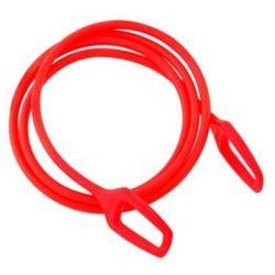 Zamknięcie linka KNOG RINGMASTER 2.2m czerwona