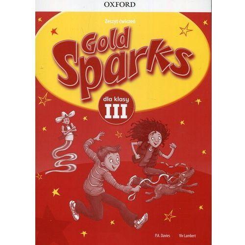 Gold Sparks 3 Zeszyt ćwiczeń - Davies Paul A., Lambert Viv (9780194616782)