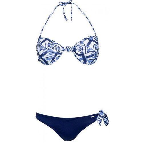 strój kąpielowy damski lisa m niebieski, Pepe jeans