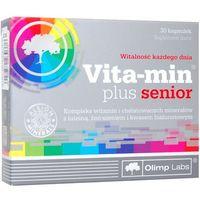 Olimp Vita-Min Plus Senior kaps. - 30 kaps. (5901330025570)