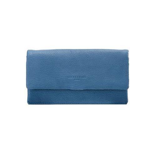 Liebeskind Berlin SLAM VINTAGE CORE Portfel denim blue, Slam F8 Vintage Core SLG