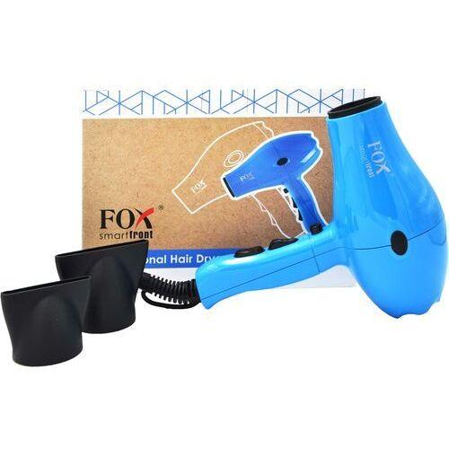 Fox Smart, profesjonalna kompaktowa suszarka z jonizacją, 2100W (5904993460115)