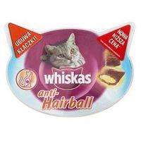 anti hairball 8x50g + whiskas potrawka tradycyjna w galaretce 4x85g gratis!!! marki Whiskas