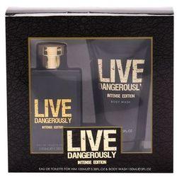 Zestawy zapachowe dla mężczyzn Live Dangerously