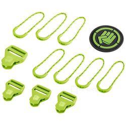 Coocazoo MatchPatch Classic zestaw elementów wymiennych / zielony - Jasmin Green,