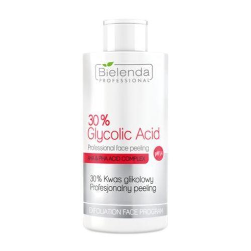 30% glycolic acid 30% kwas glikolowy ph 1,4 Bielenda professional