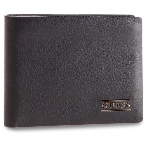 432fe3f57674a Duży portfel męski - new boston slg sm2510 lea24 bla (Guess) - sklep ...