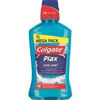 plax cool mint płyn do płukania jamy ustnej 1000 ml marki Colgate