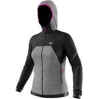 Dynafit Tour Wool Thermal Bluza Kobiety, czarny/szary L 2021 Zimowe kurtki i kamizelki do biegania