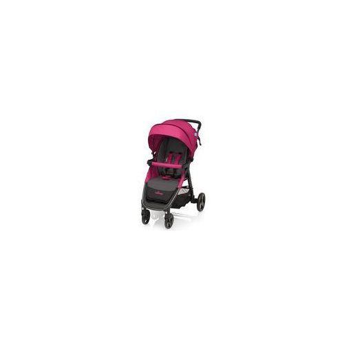 Wózek spacerowy Clever Baby Design (różowy)