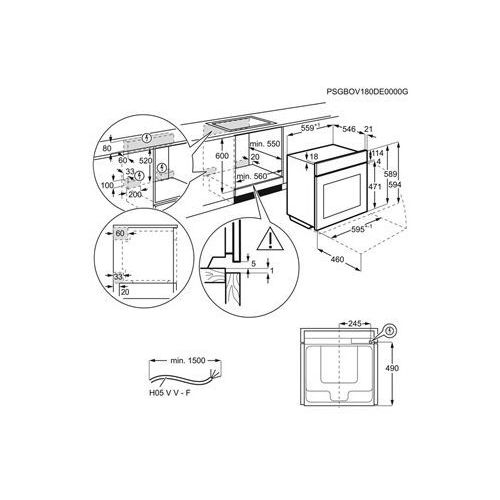 Electrolux EOB7S31V