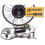 Zestaw do konwersji roweru Rapid S-3000