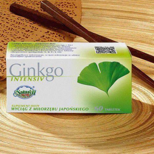 Ginkgo Intensiv 60kaps
