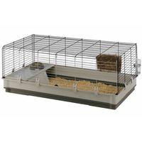 Ferplast Klatka dla królików Krolik 120, XL, 120x60x50 cm, zielona (8010690110165)