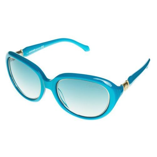 Roberto Cavalli Acqua Okulary przeciwsłoneczne Niebieski UNI, kolor niebieski