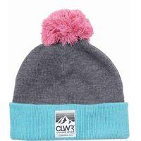 czapka zimowa CLWR - Bliss Beanie Grey Melange (801) rozmiar: OS