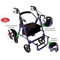 SIT & ROLL podpórka czterokołowa i wózek transportowy