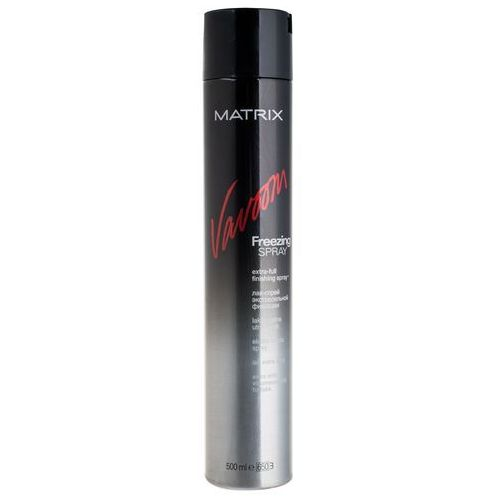 MATRIX VAVOOM Lakier do Włosów Extra Full Freezing Pełne Utrwalenie Spray 500 ml - Najtaniej w sieci