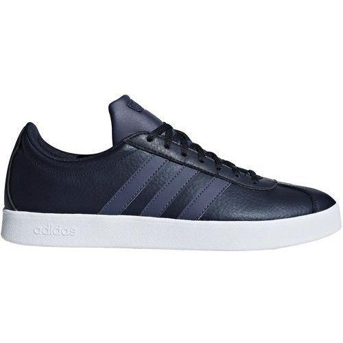 Buty adidas VL Court 2.0 B43817, kolor biały