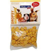 Dako-art dropsy miodowe dla gryzoni - zawieszka 75g (5906554350491)