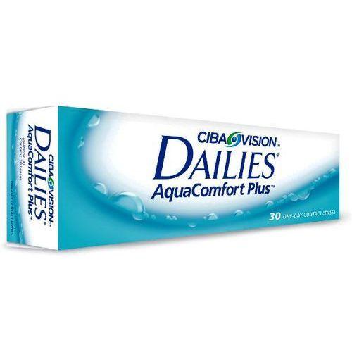 Ciba Vision Dailies Aqua Comfprt Plus 30 sztuk