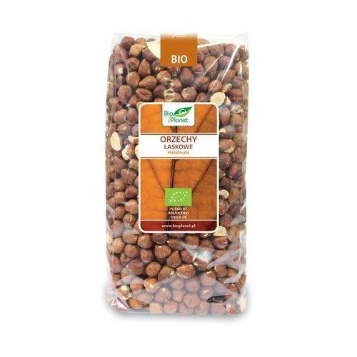 Bio planet 1kg orzechy laskowe bio | darmowa dostawa od 200 zł