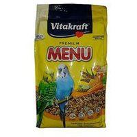 Vitakraft menu vital papuga falista - miodowa 1kg [21444] (4008239181022)