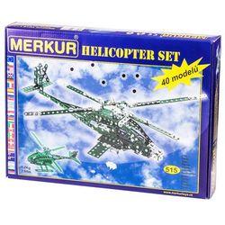 Merkur Helikopter zestaw 40 modeli 515 sztuk - BEZPŁATNY ODBIÓR: WROCŁAW!